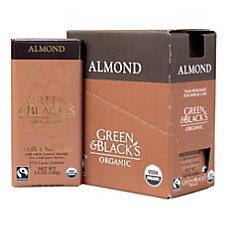 Green Blacks Organic Milk Chocolate with