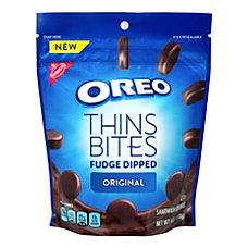 Oreo Thin Bites Original Cookies 6