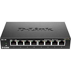 D Link DGS 108 8 Port