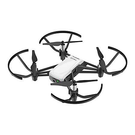 DJI Tello Drone, White, CP.PT.00000252.01