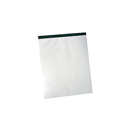"TOPS™ Easel Pads, 27"" x 34"", White Paper With Faint Rule, 50 Sheets, Box Of 2"