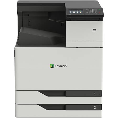 Lexmark CS920 CS921de Laser Printer - Color - 1200 x 1200 dpi Print - Plain Paper Print - Floor Standing