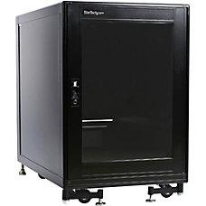 StarTechcom 15U Rack Enclosure Server Cabinet