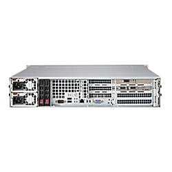 Supermicro SuperChassis SC216BA R920WB System Cabinet