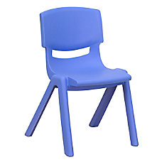 Flash Furniture Plastic Stackable School Chair