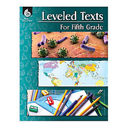 Shell Education Leveled Texts Grade 5