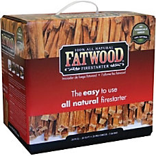 UniFlame 10 Pounds Fatwood in Color