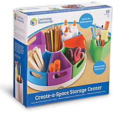 Learning Resources 10 piece Storage Center