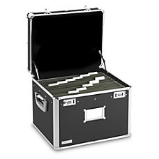 Vaultz Locking LetterLegal File Chest 12