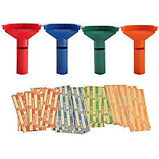 Nadex Easy Wrap Coin Tubes Assorted