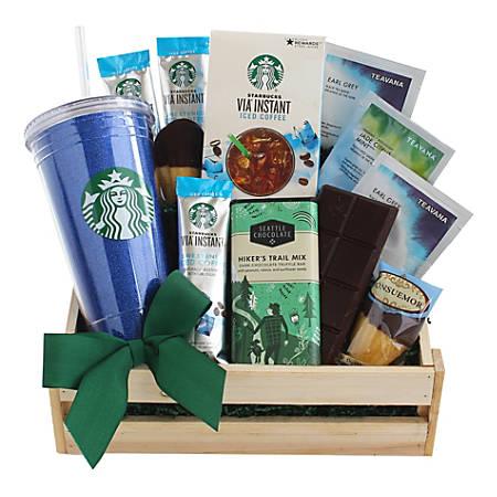 Starbucks Sweet Sensation Gift Crate