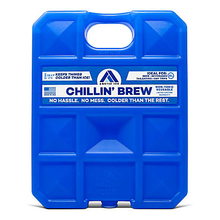 "Arctic Ice Alaskan Cold Pack - 6.8"" - 1.50 lb"