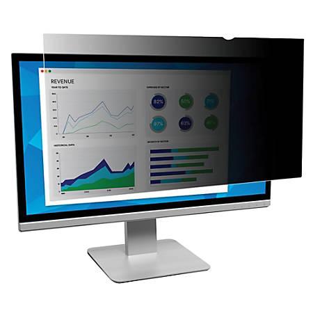 "3M™ Privacy Filter Screen, For 34"" Widescreen (21:9), Matte Black, 8B7689"