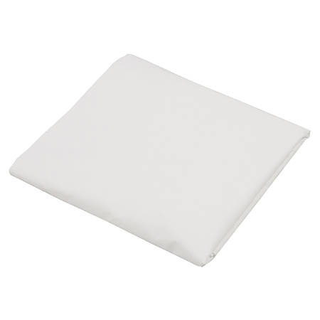 DMI® Hospital Bedding Fitted Sheet, XL, White