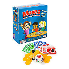 Kenson Parenting Solutions Movez The Game