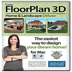TurboFloorPlan Home Landscape Deluxe Mac 2015