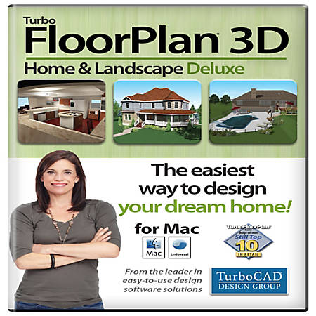 turbofloorplan home landscape deluxe mac 2015 download version by