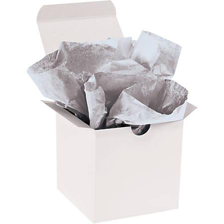 "Office Depot® Brand Gift-Grade Tissue Paper, 20"" x 30"", Metallic Silver, Pack Of 200"