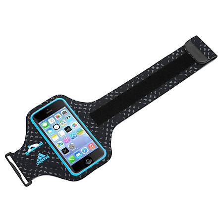 Griffin Carrying Case (Armband) iPhone 5, iPhone 5S, iPhone 5c - Black, Blue