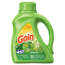 Gain Liquid Laundry Detergent Original 50