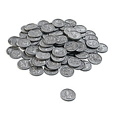 Learning Resources Bulk Play Money Quarters