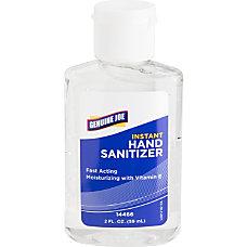 Genuine Joe Gel Hand Sanitizer Fresh