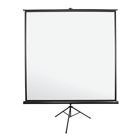Elite Screens Portable Tripod Series Projection Screen 84