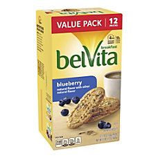 belVita Breakfast Biscuits Blueberry 176 Oz