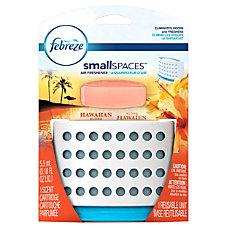 Febreze SmallSPACES Air Freshener Kit Hawaiian