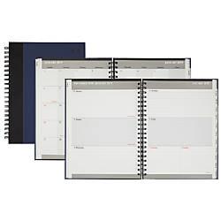 Office Depot Brand Stripe WeeklyMonthly Planner