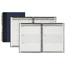 Office Depot Brand Stripe WeeklyMonthly Planner