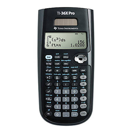 Texas Instruments Ti 36x Pro Scientific