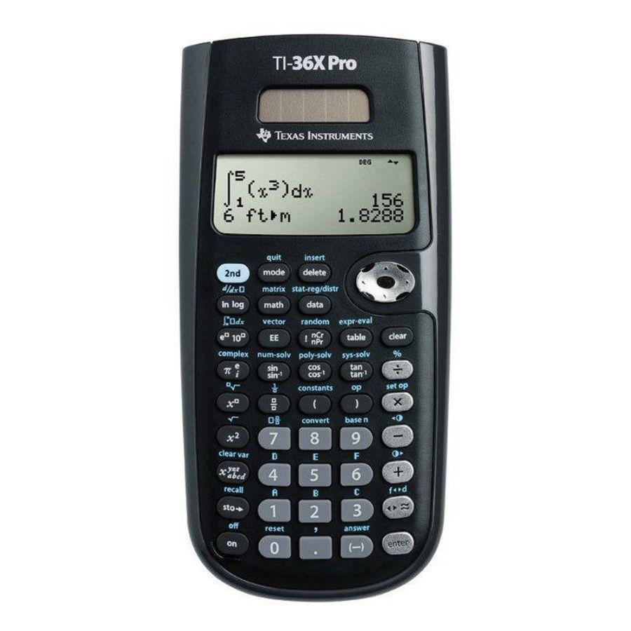 texas instruments ti 36x pro scientific calculator by office depot rh officedepot com Sin1 TI-36X Pro Manual ti 36x pro instruction manual