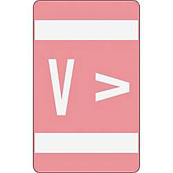 Smead ACCS Alphaz Permanent Color Coded