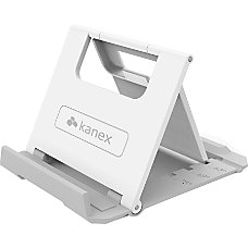 Kanex Foldable iDevice Stand Horizontal Vertical