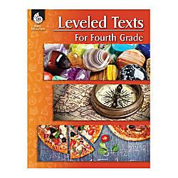 Shell Education Leveled Texts Grade 4