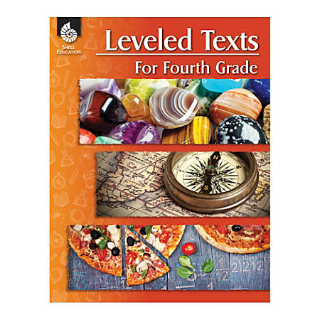 Shell Education Leveled Texts, Grade 4