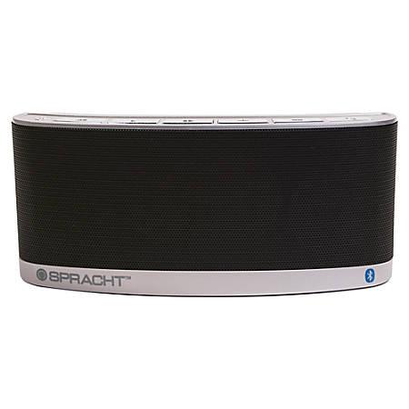 Spracht BLUNOTE2.0 Portable Wireless Bluetooth Speaker