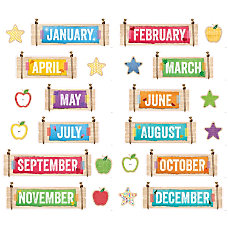 Creative Teaching Press Upcycle Style Months