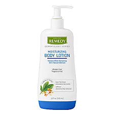 Remedy Dermatology Series Unscented Moisturizing Body