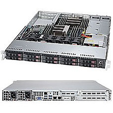 Supermicro SuperServer 1028R WC1RT Barebone System