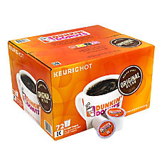 Dunkin Donuts Original Blend Coffee K