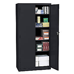 Unique Single Door Metal Storage Cabinet