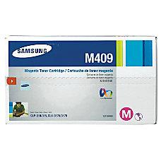 Samsung CLT M409S Magenta Toner Cartridge