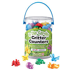 Learning Resources In The Garden Critter