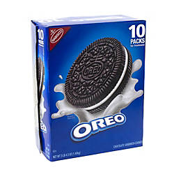 Nabisco Oreos 33 Lb Box Pack