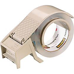 Scotch H122 Box Sealing Tape Dispenser