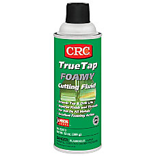 CRC TrueTap Foamy Cutting Fluids 16