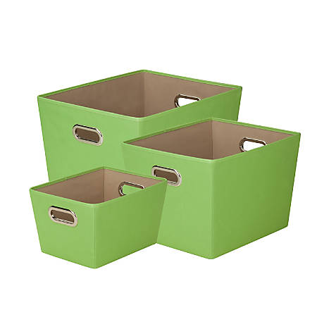 Honey-Can-Do Tote Kit, Green