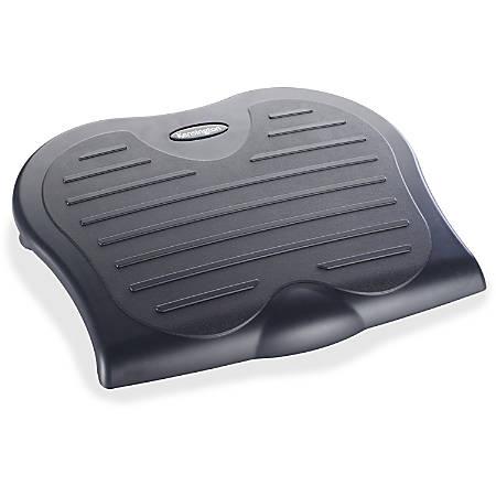 Kensington® SoleSaver Adjustable Footrest, Black